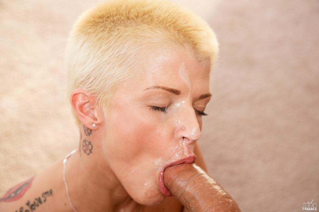 Short hair blonde blowjob youjizz