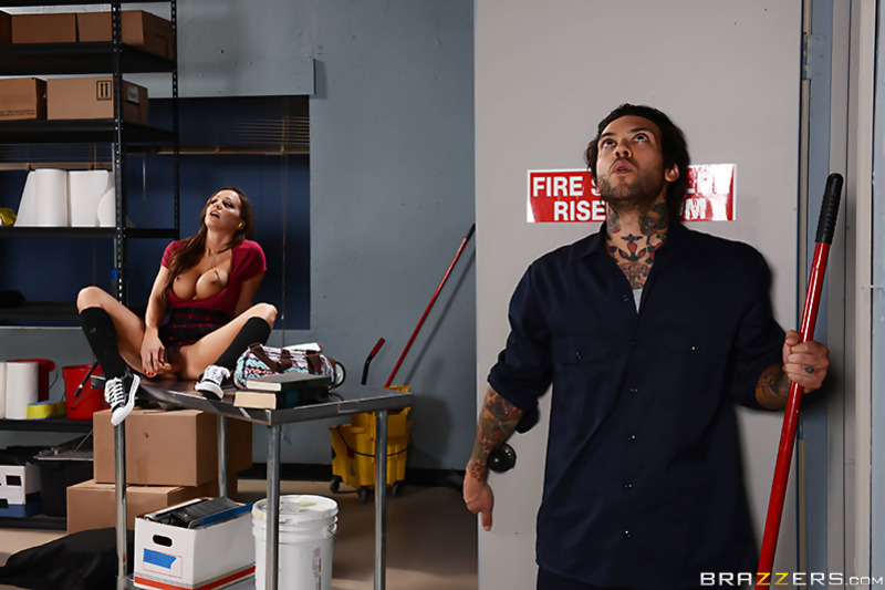 Brazzers real wife stories my fucking high school reunion scene starring eva lovia and keiran l - 2 1