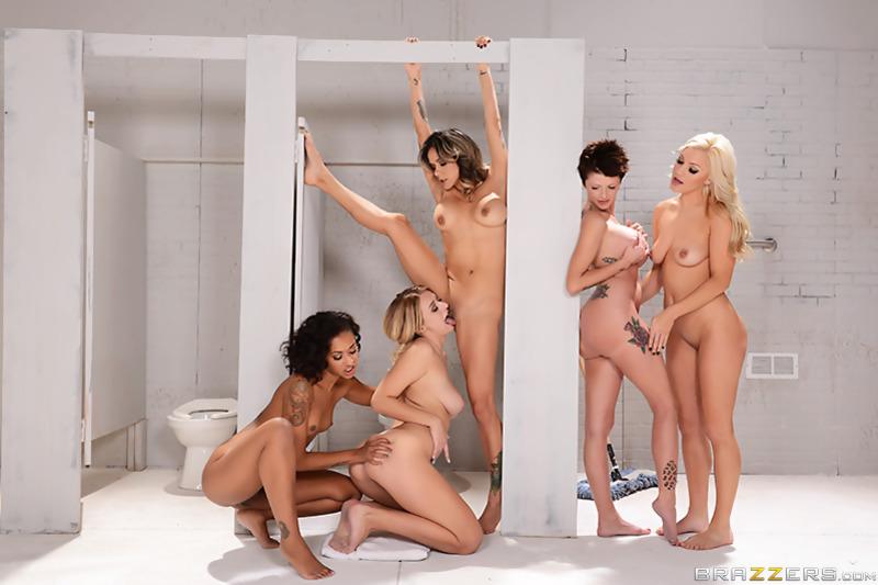 порно в женской тюрьме лесбиянки