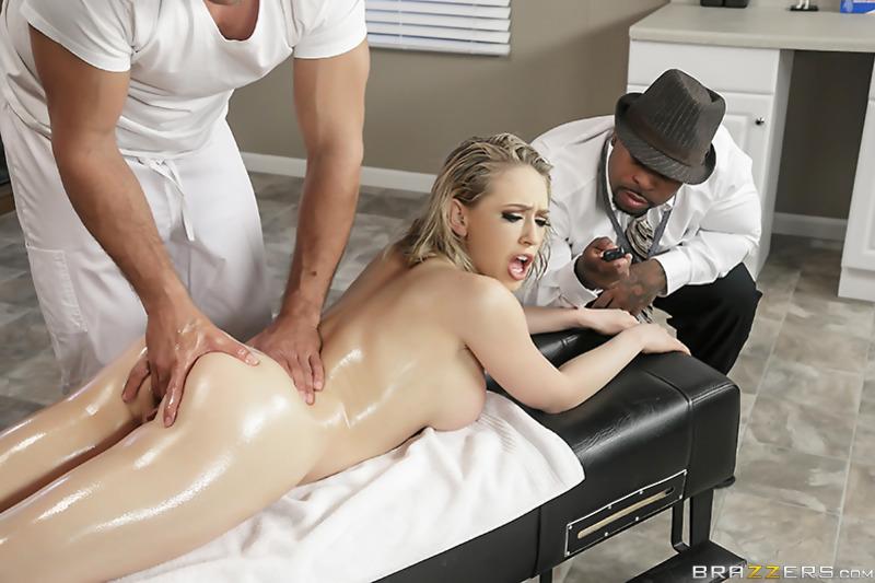Kagney Linn Karter Black Cock