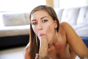 Rylin Ray gets a nice feel of a hard cock inside of her