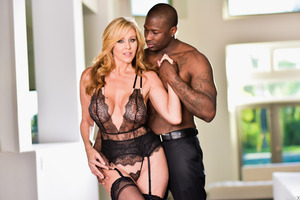 Rob Piper lets Julia Ann enjoy his dick inside of her