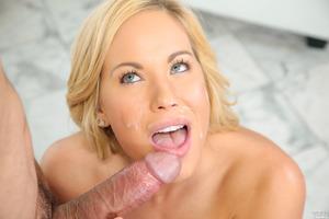 Marvelous Olivia Austin shows off and fucks Anthony Rosano
