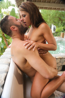 Danny Mountain lets Adriana Chechik enjoy his cock
