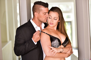 Fantastic fuck of gorgeous Dani Daniels with Ramon Nomar