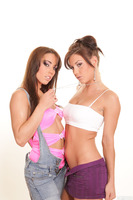 Two cuties having fun feat. Roxy Lane and Shana Lane