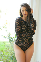 Allie Haze has her sweet forms shown in various poses