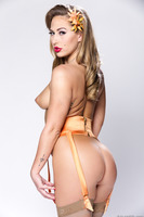 Excellent photo session features tremendous Carter Cruise