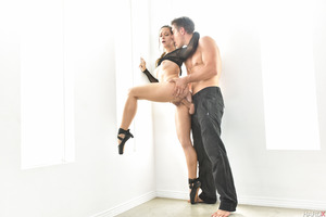 Wonderful babe Cassidy Klein nailed hard by Mick Blue