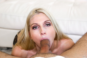 Huge cock of Jonny Fender for sweet Christie Stevens