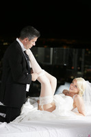 Excellent intercourse after wedding with Anikka Albrite