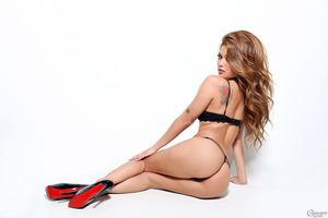 Excellent model Charmane Star demonstrating her body