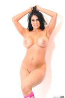 Sheila Marie takes part in an excellent solo posing session