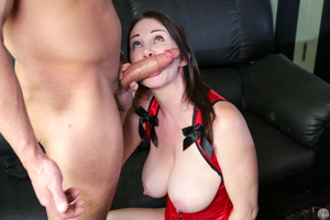 Will Powers drills tight pussy and mouth of Ray Veness