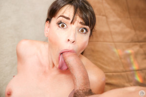 Big bold guy seduced by a hot mommy Dana DeArmond