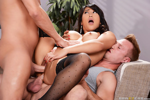 Even though they are broken up, bitter exes Bill Bailey and Mia Li are still living in the same apartment. Things are made even more awkward by the fact that Mia insists on bringing men home and parading them in front of her ex in a petty attempt to make