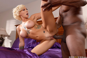 Harlow Harrison is a nymphomaniac and wants to make the most buck for her bangs so she decides to prostitutes herself on the street. When a  friend, Prince Yahshua notices her working the corners, he decides to take the busty babe home to cure her of her