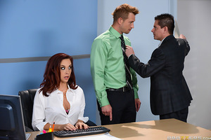 Chanel Preston is the hottest and sexiest secretary Bill Bailey has ever seen, so when he starts a relationship with her at the office, neither of them want to do any work! Chanel, the big boobed beauty, wants to make the office know that they're fucking