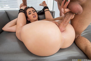 There's not a lot Mandy Muse enjoys more than having her butt covered in oil by a total stranger for the purpose of a fiercely belligerent ass ramming. Luckily for her, Mick Blue is one of the best in the business at delivering firm cock to freshly oiled