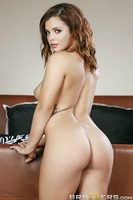 Keisha Grey likes to keep it in the family, so when she finds out that her sister's husband Xander Corvus has a big cock, she knows she has to get a piece! To set up her seduction, she gets Xander alone and starts trying on some of the sexy lingerie that