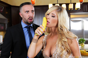 Tasha Reign always gets what she wants, especially when it comes to finding her dream home. The place may be out of her price range, but it'll take a lot more than that to stop such a fine and filthy porn-star! And lucky for her, the real estate agent hap