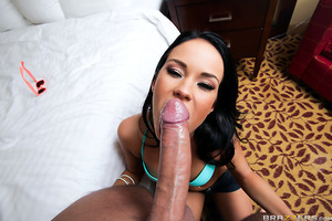 Teen slut Megan Rain is on spring break, and there's only one thing on her mind: finding the biggest dick she can get her hands, mouth, and pussy on! Lucky for her, Keiran Lee is close by with his monster cock to fuck her hard. When an impromptu phone cal