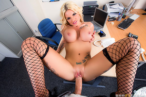 For her First Boy/Girl scene ever, Candy Sexton wanted the biggest cock in the business, and that's why she came to see us here at Brazzers. We sent our man Danny D out there to help her get the deep dicking that she desired, and she wasted no time bringi