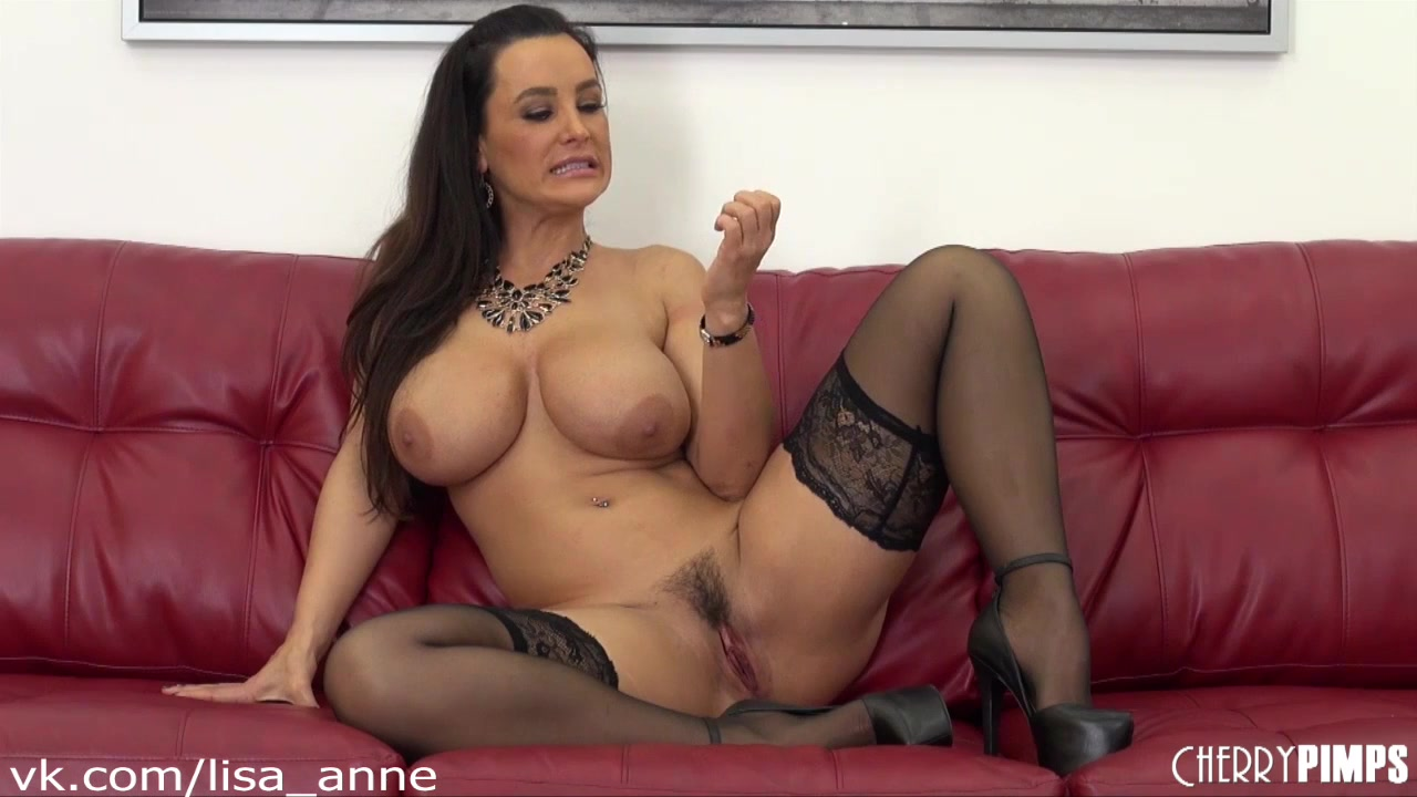 Lisa Ann Solo Masturbation Hd